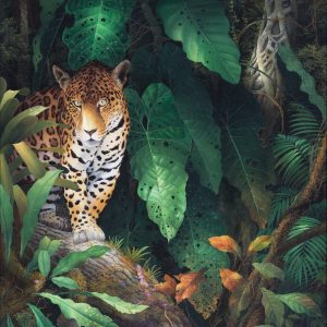 Anderson Debernardi_Visionary Art_Jungle Inspiration